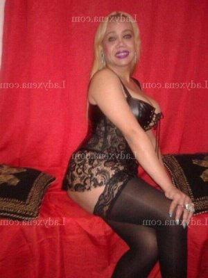 Lidy lovesita massage escort girl à Malaunay