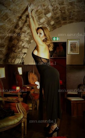 Kristell massage sexy escorte girl dans la Gironde